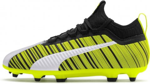Ghete de fotbal Puma ONE 5.3 FG AG Jr
