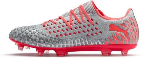 Football shoes Puma FUTURE 4.1 NETFIT LOW FG/AG