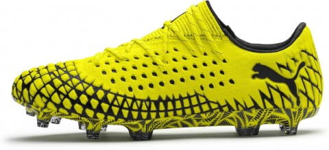 Football shoes Puma FUTURE 4.1 NETFIT Low FG/AG