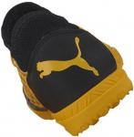 Puma FUTURE 5.4 TT Jr ULTRA YELLOW- Black Futballcipő
