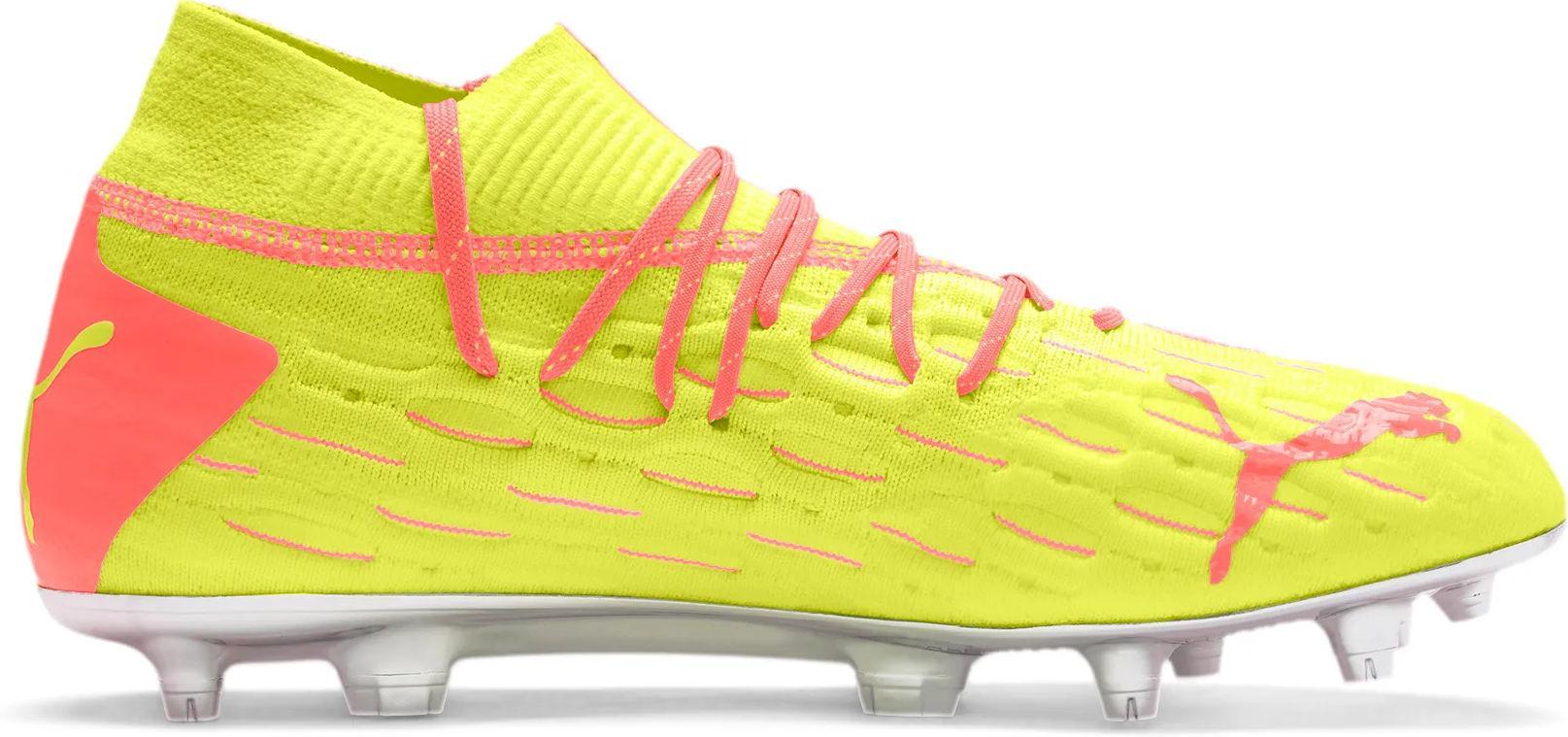 Football shoes Puma FUTURE 5.1 NETFIT OSG FG/AG