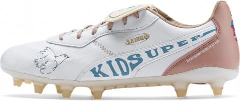 Football shoes Puma x KIDSUPER King Super FG