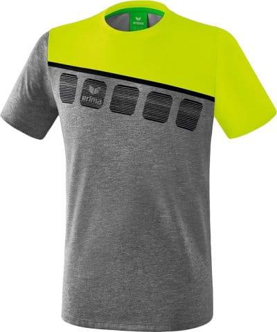 Pánské tréninkové tričko s krátkým rukávem Erima 5-C