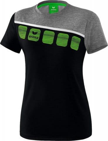 Dámské tréninkové tričko s krátkým rukávem Erima 5-C