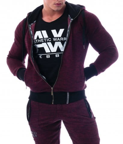 Hooded jacket Nebbia NEBBIA Jacket