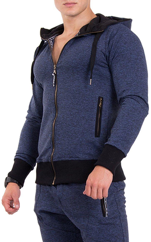 Chaqueta con capucha Nebbia jacket