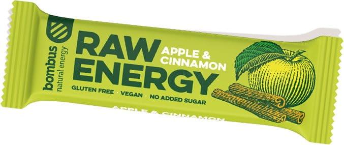 Tyčinka Raw Energy jablko a skořice