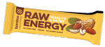 Tyčinka Bombus Raw Energy Peanuts+Dates 50g