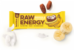 Sticks Bombus BOMBUS RAW ENERGY Banana&Coconut 50g