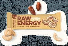 BOMBUS RAW ENERGY Cashew&Dates 50g