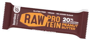 BOMBUS Raw protein-Peanut butter 50g