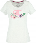 LADY FLOWER T-SHIRT