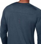 Pánské běžecké tričko s dlouhým rukávem On Running Performance