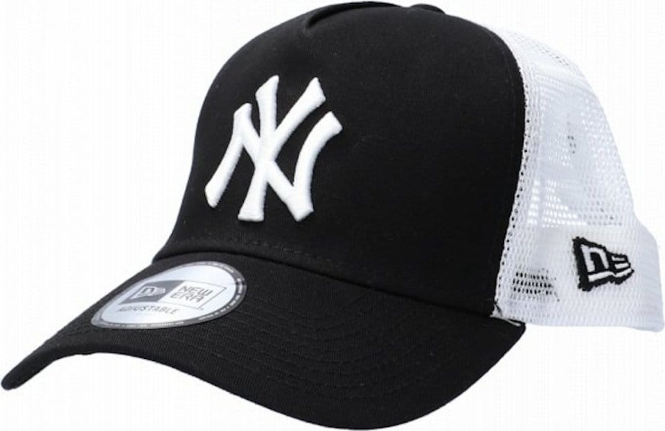 Pet New Era Clean Trucker 2 NY Yankees Cap