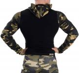 Jacket Nebbia Camo AW JACKET
