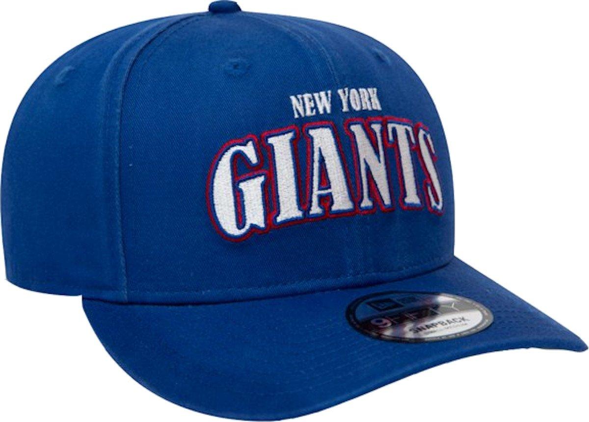 New Era NY Giants NFL 9Fifty Cap Baseball sapka