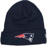 Zimní čepice New Era New England Patriots