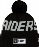 Čiapky New Era Oakland Raiders RD Knit Cap