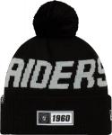 Caciula New Era Oakland Raiders RD Knit Cap