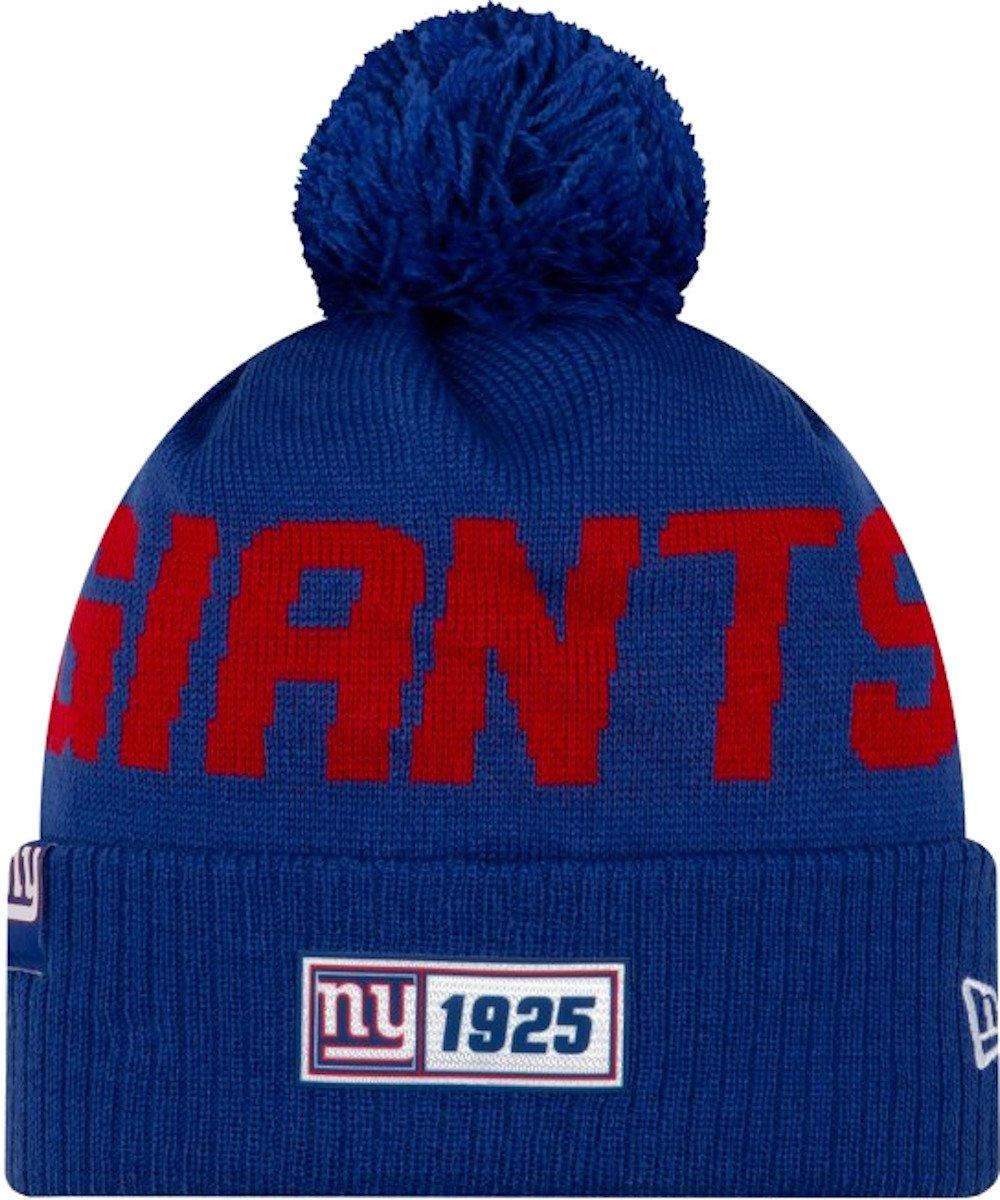 New Era NY Giants RD Knitted Cap Sapka