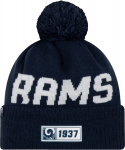 LA Rams RD Knitted Cap