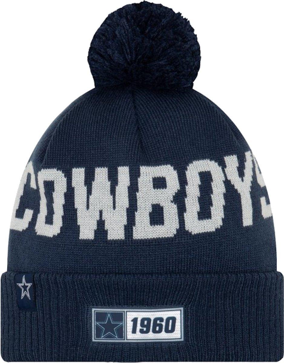 Caciula New Era Dallas Cowboys RD Knitted Cap