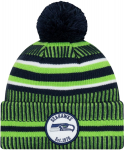 Čiapky New Era Seattle Seahawks HM Knitted Cap