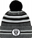 Čepice New Era Oakland Raiders HM Knitted Cap