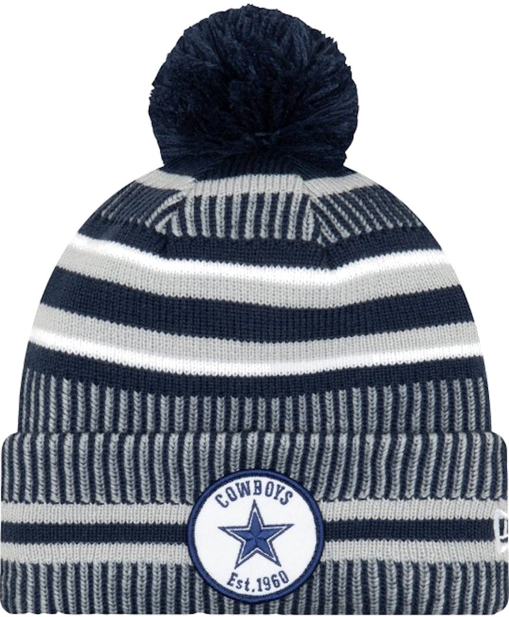 New Era Dallas Cowboys HM Knitted Cap Sapka