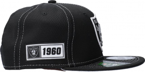 Šiltovka New Era NFL Oakland Raiders 9Fifty Cap