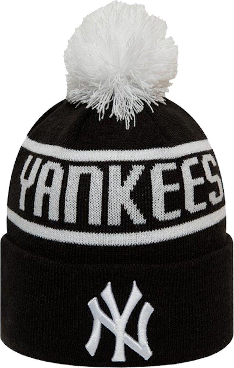 New Era NY Yankees knitted cap Sapka