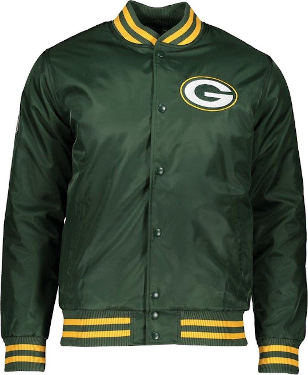 Pánská bunda New Era NFL Green Bay Packers