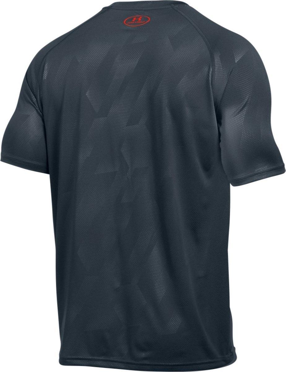 T Shirt Under Armour Tech Novelty Ss