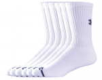Ponožky Under Armour Charged Cotton Crew 6PK