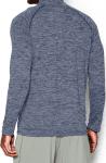 Pánské tričko s dlouhým rukávem a 1/4 zipemUA Tech