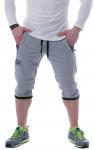 Nebbia NEBBIA Fit 3/4 Pants 3/4-es nadrágok