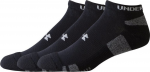 Ponožky Under Armour Under Armour HeatGear 3Pk No Show