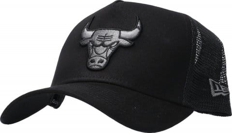Kšiltovka New Era Clean Trucker Chicago Bulls