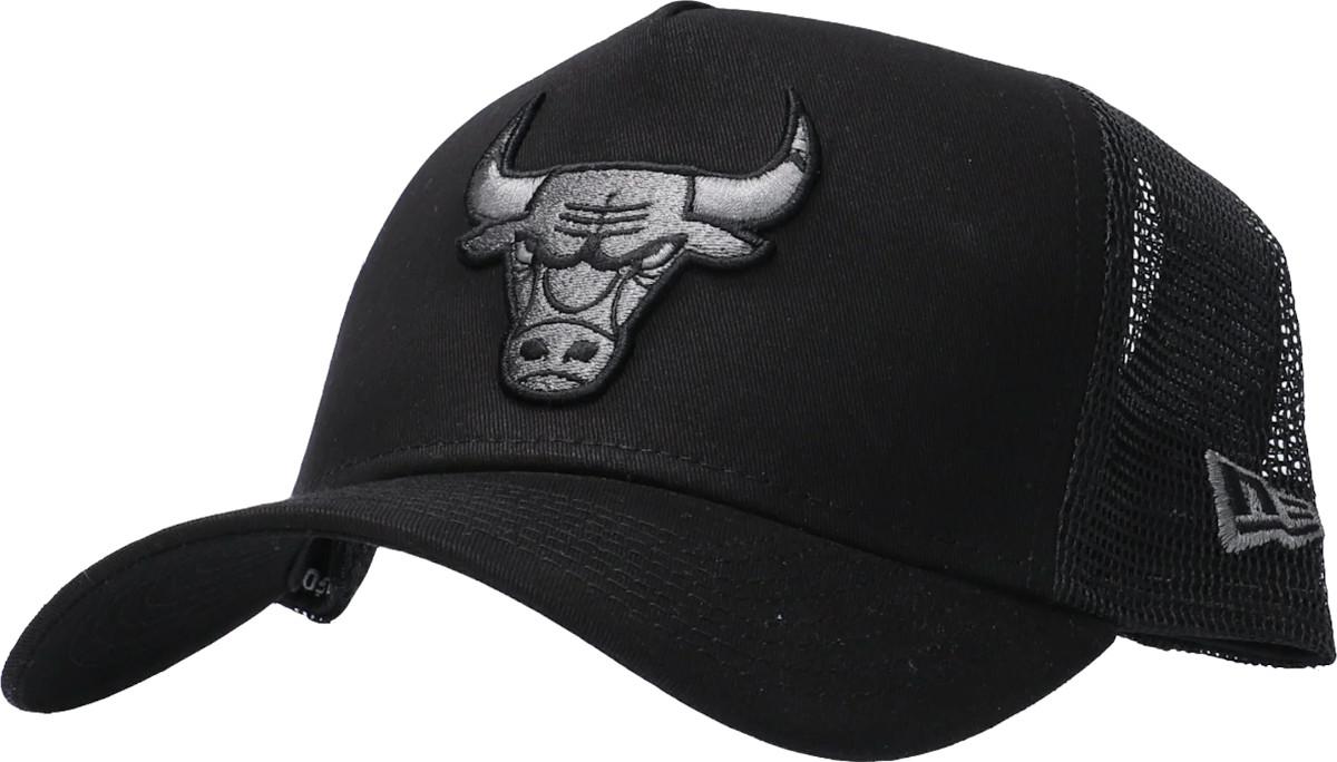 New Era Clean Trucker Chicago Bulls Cap Baseball sapka