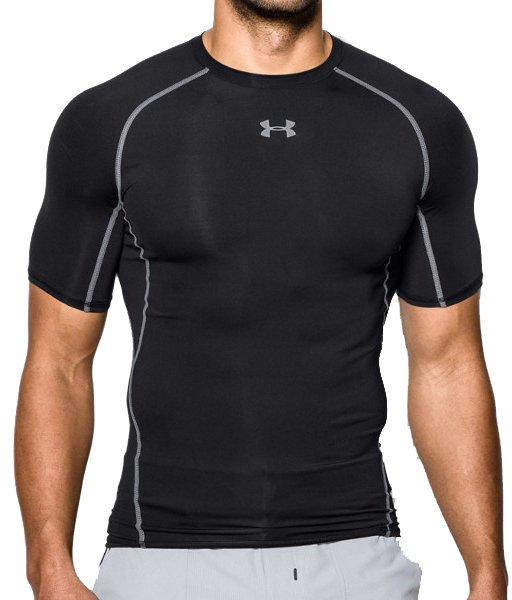 Kompressions-T-Shirt Under Armour HG SS