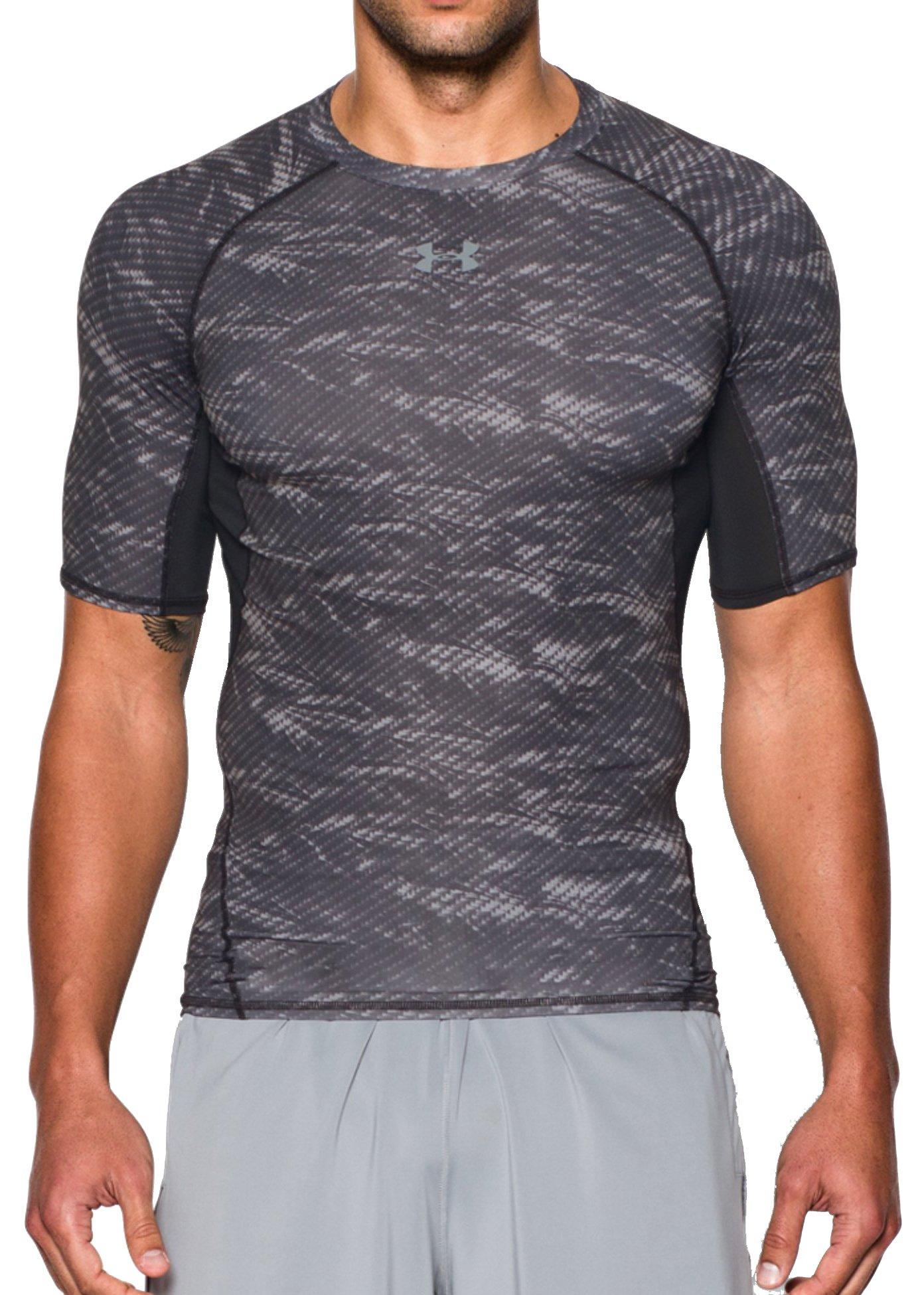 Kompresní triko Under Armour HG Printed