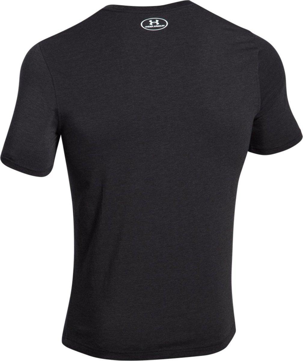 T shirt under armour cc sportstyle logo for Original under armour shirt
