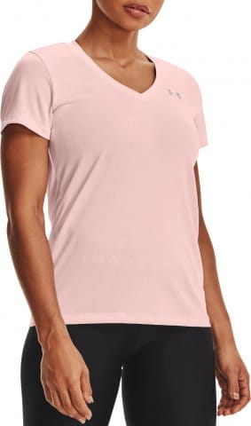 Tricou Under Armour Tech SSV - Twist-PNK