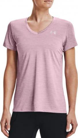 Camiseta Under Armour Tech SSV - Twist-PNK
