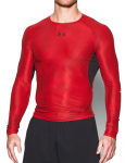 Kompresní triko Under Armour Under Armour Armour HG LS Comp Printed