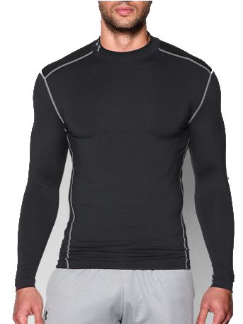 Kompressions-T-Shirt Under Armour CG Armour Mock