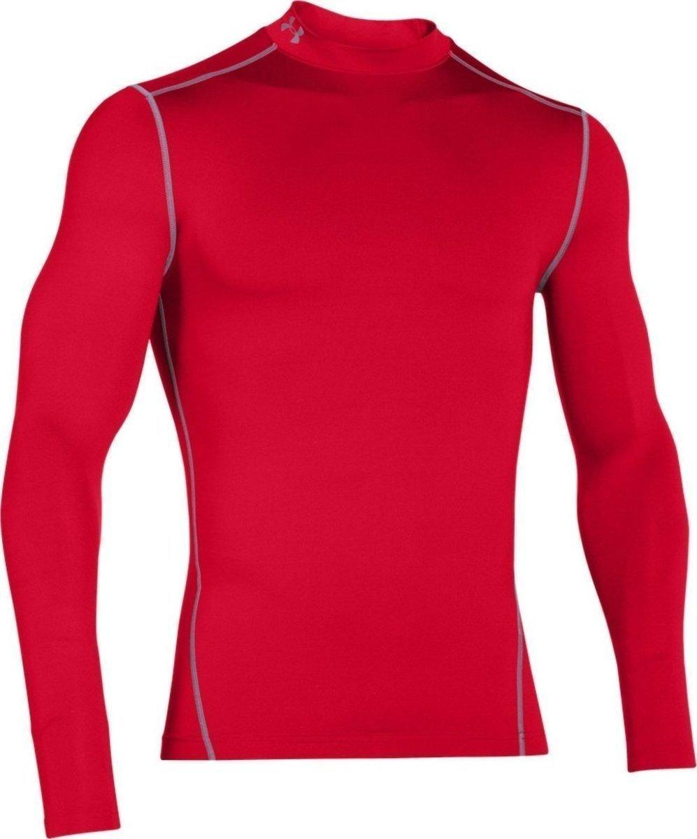 Under Armour UA CG Armour Mock T-Shirt Femme