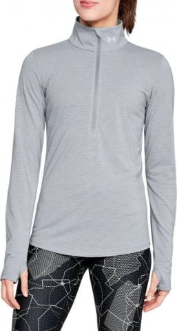 Camiseta de manga larga Under Armour Threadborne Streaker Hlf Zp