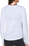 Dámské běžecké triko s dlouhým rukávem Under Armour Streaker