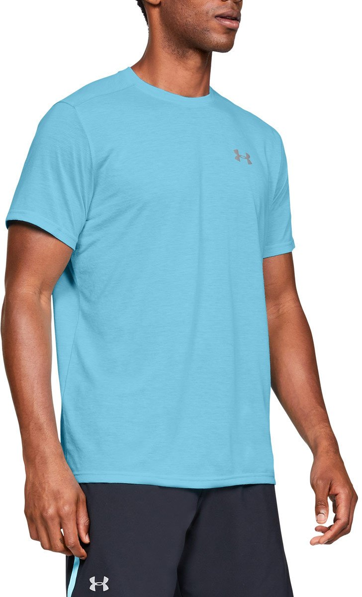 Tričko Under Armour Threadborne Streaker SS